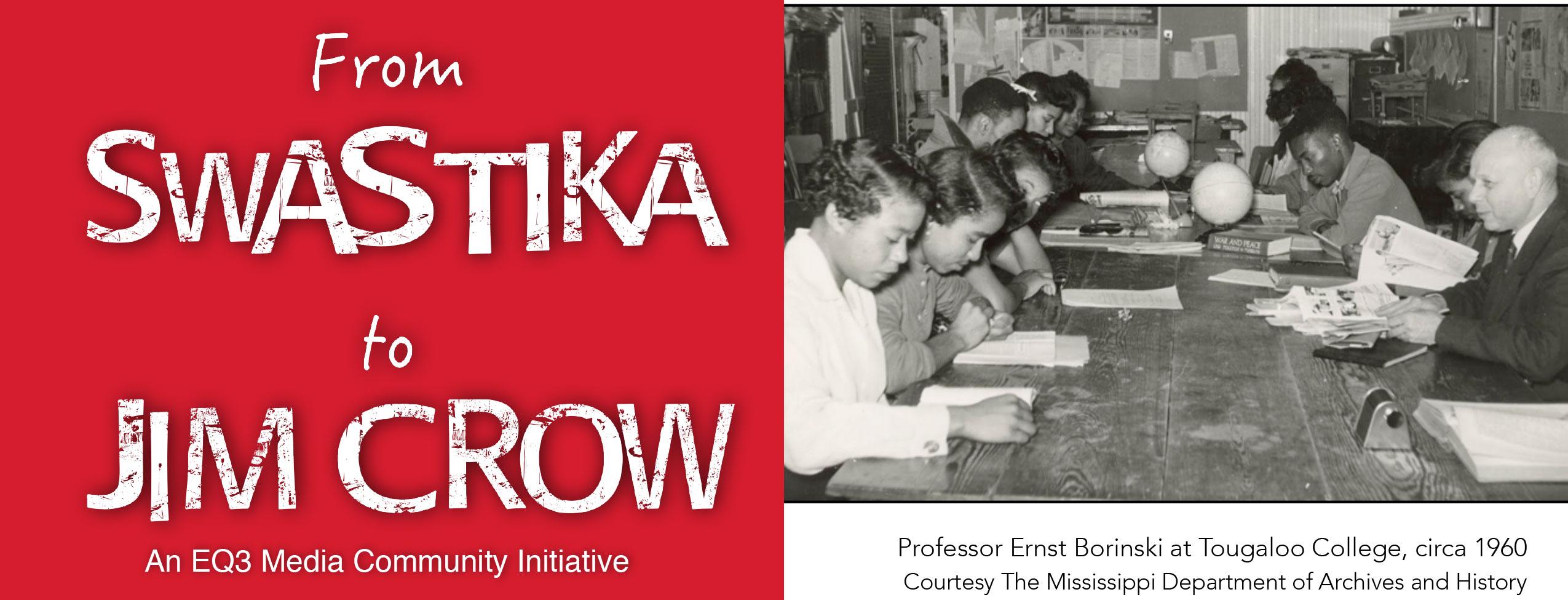 From Swastika To Jim Crow Screening Wjct