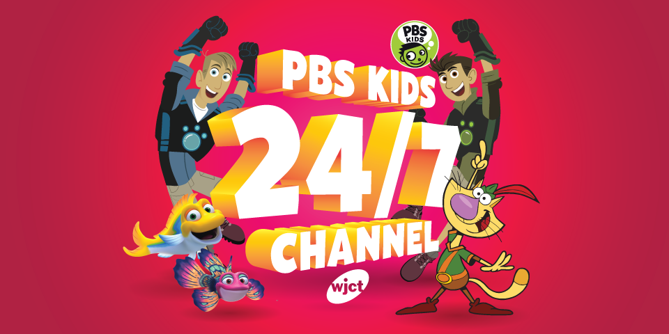 WJCT to Launch Free Localized 24/7 Multiplatform PBS KIDS Services ...