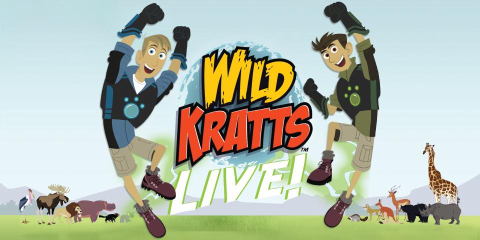 Wild Kratts LIVE! 1PM Showing