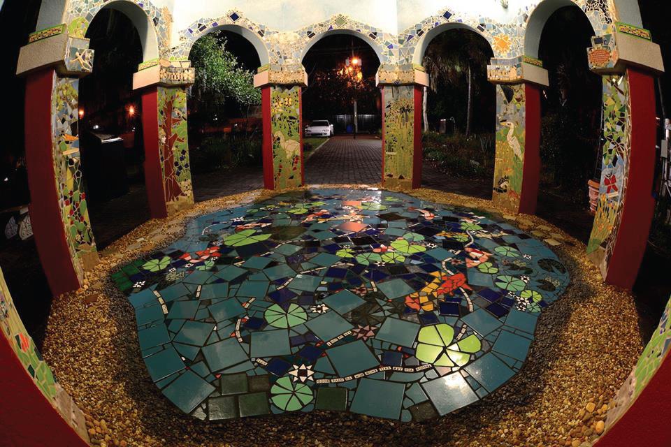 kate_garcia_rouh-yacht_basin_park_gazebo_mosaic