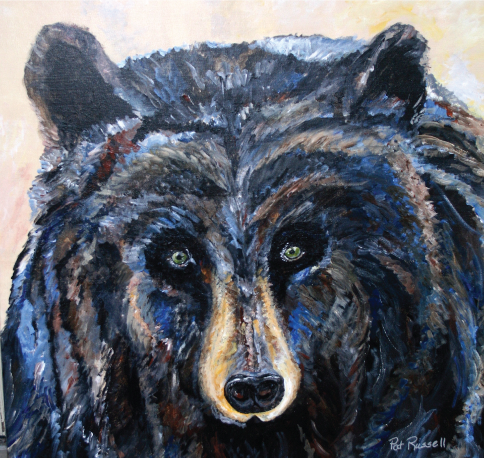 patrice_russell-blue_bear