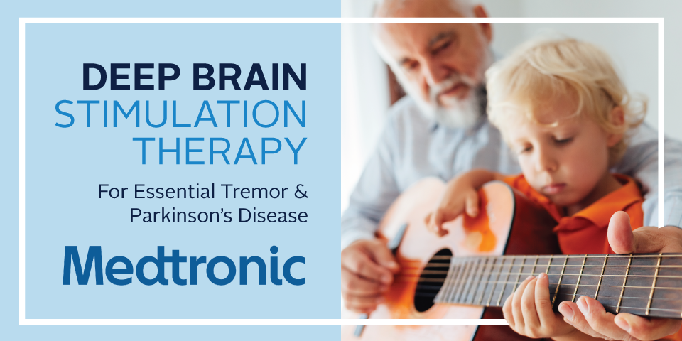 Deep Brain Stimulation Therapy for Essential Tremor & Parkinson's Disease
