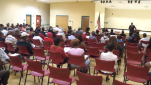 District 10 Councilman Freeman Met With Opposition At Town Hall