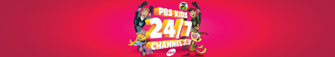 PBS 24/7 Kids Channel - WJCT