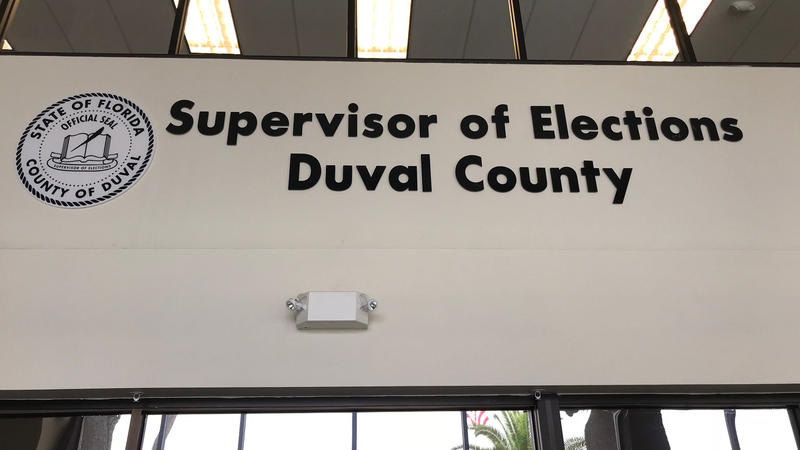 As Early Voting Begins, Duval Elections Supervisor Expects Higher Turnout