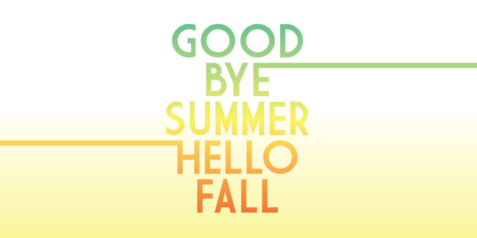 Goodbye Summer Hello Fall - 5 Points Block Party