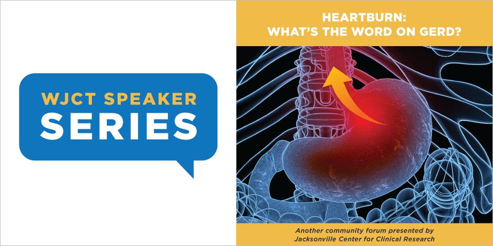 Heartburn: What's The Word on GERD?
