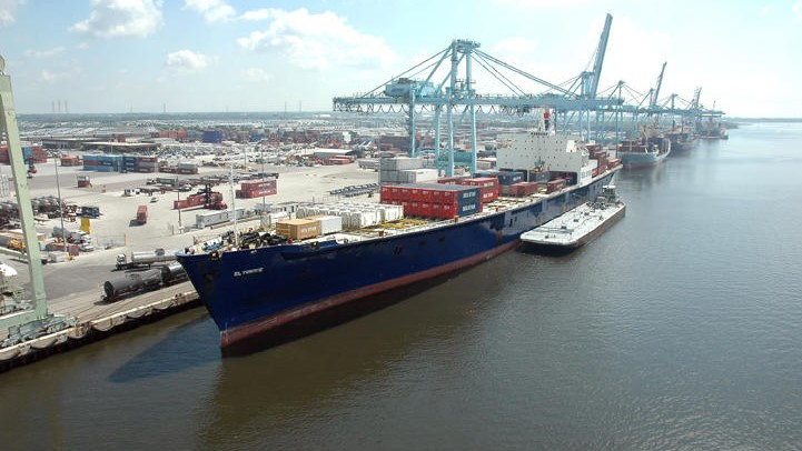 $200 Million Contract Awarded For Phase 2 Of St. Johns River Dredging