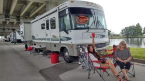 Fans Start Filling RV City For Saturday's Annual Florida-Georgia Game
