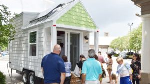 Village Of Tiny Houses Planned In Jacksonville's LaVilla