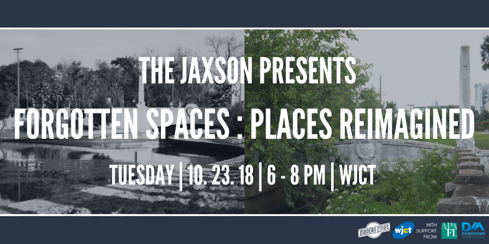 Forgotten Spaces: Places Reimagined