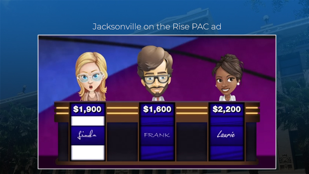 Fact Check: 'Jeopardy' Ad Against Jacksonville Mayoral Candidate Anna Lopez Brosche