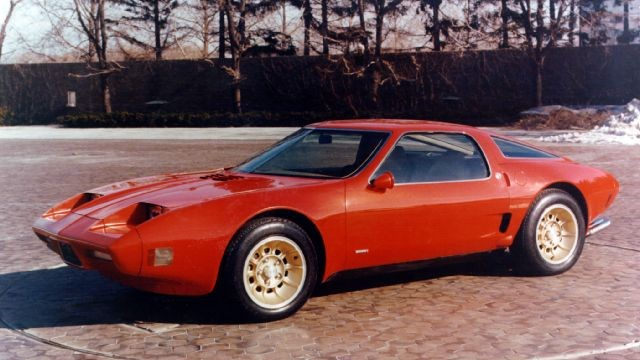 Going To Amelia Concours d'Elegance? You Can See A Unique Mid-Engine Corvette