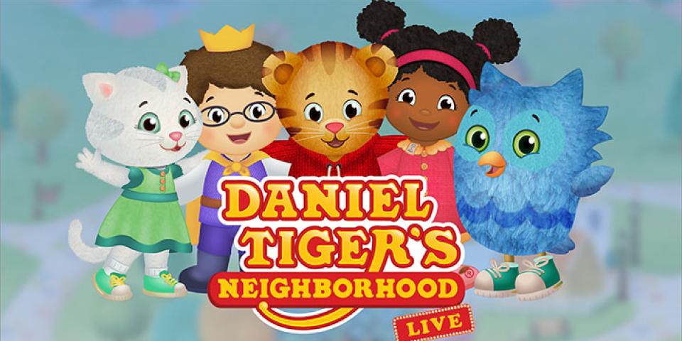 Daniel Tiger's Neighborhood LIVE