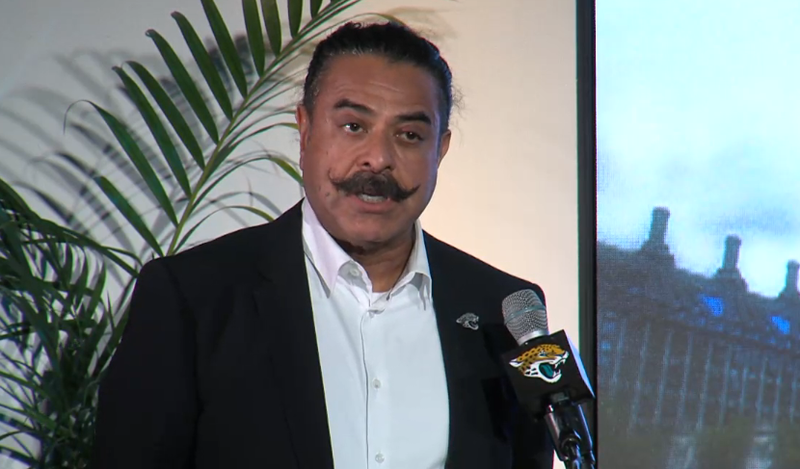 Jaguars Owner Shad Khan Issues Statement Following Ramsey Trade