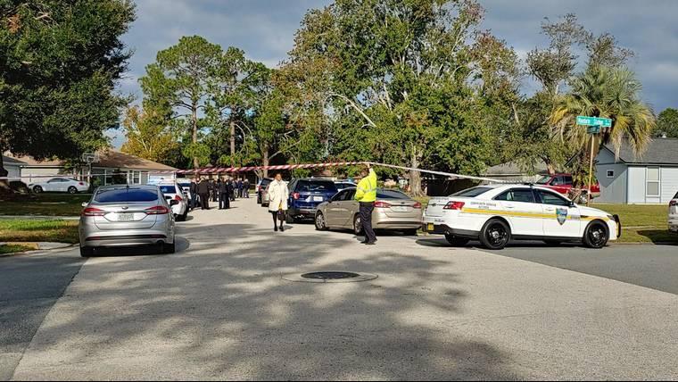 Police: Jacksonville Officer Shoots, Kills Man In Mandarin Home