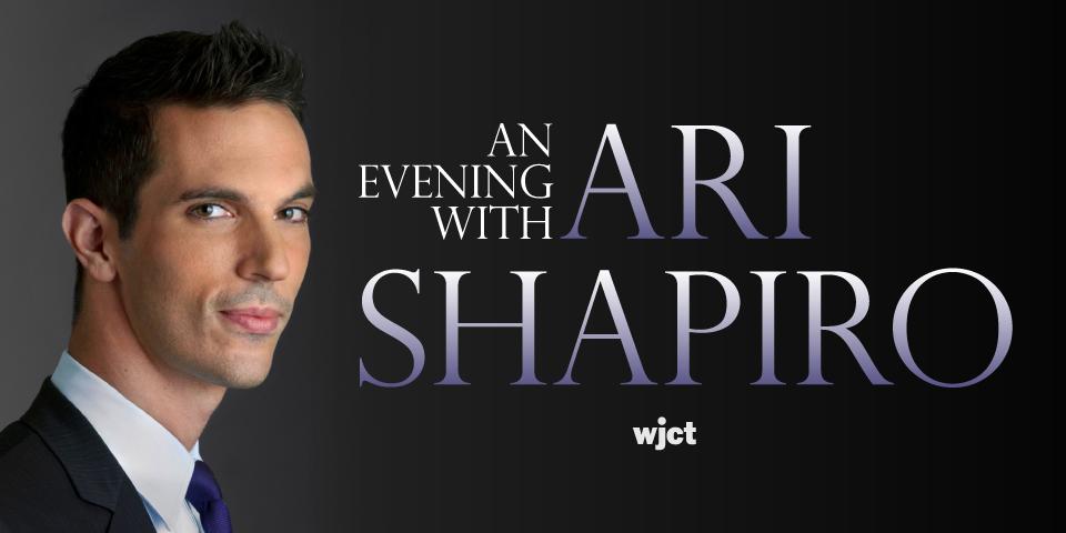 An Evening with Ari Shapiro *Postponed*