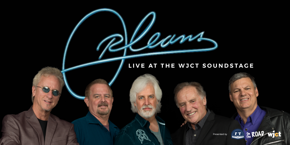 Orleans at the WJCT Soundstage