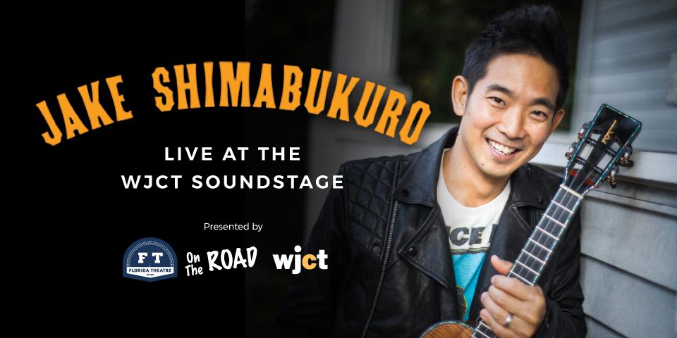 Jake Shimabukuro at the WJCT Soundstage