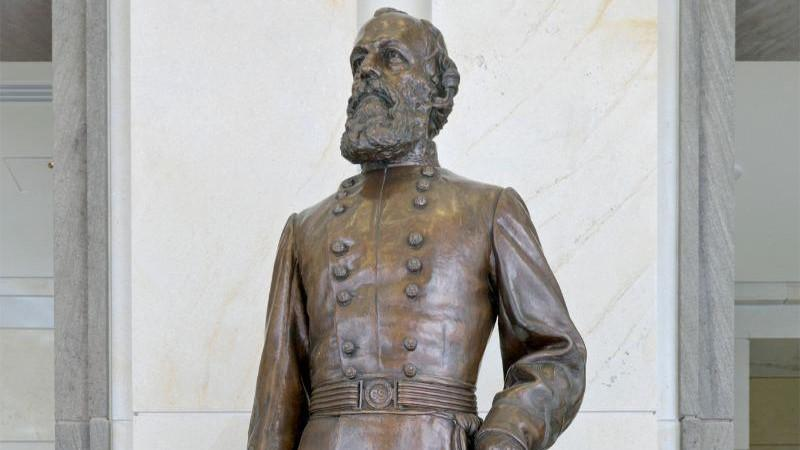 Future Of Florida's Gen. Kirby Smith Confederate Statue Remains Undecided