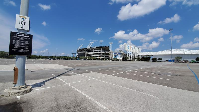 Drop-Off Ballot Box Being Added At TIAA Bank Field's Lot J