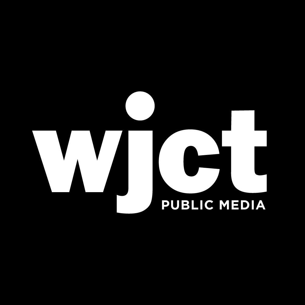 WJCT Public Media Logo Square BW