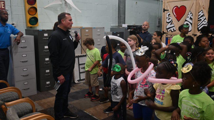 City-Sponsored Summer Camps Return to Jacksonville