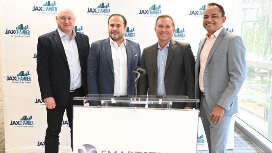 Dubai-Owned SmartStream Launches Jacksonville Office