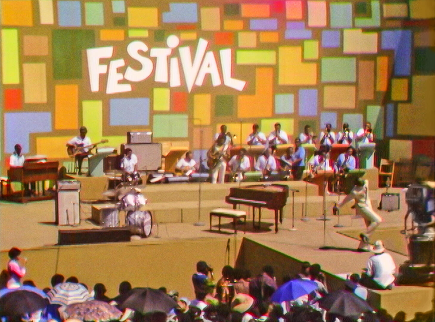 """Featured image for """"'Summer Of Soul' Celebrates A 1969 Black Cultural Festival Eclipsed By Woodstock"""""""
