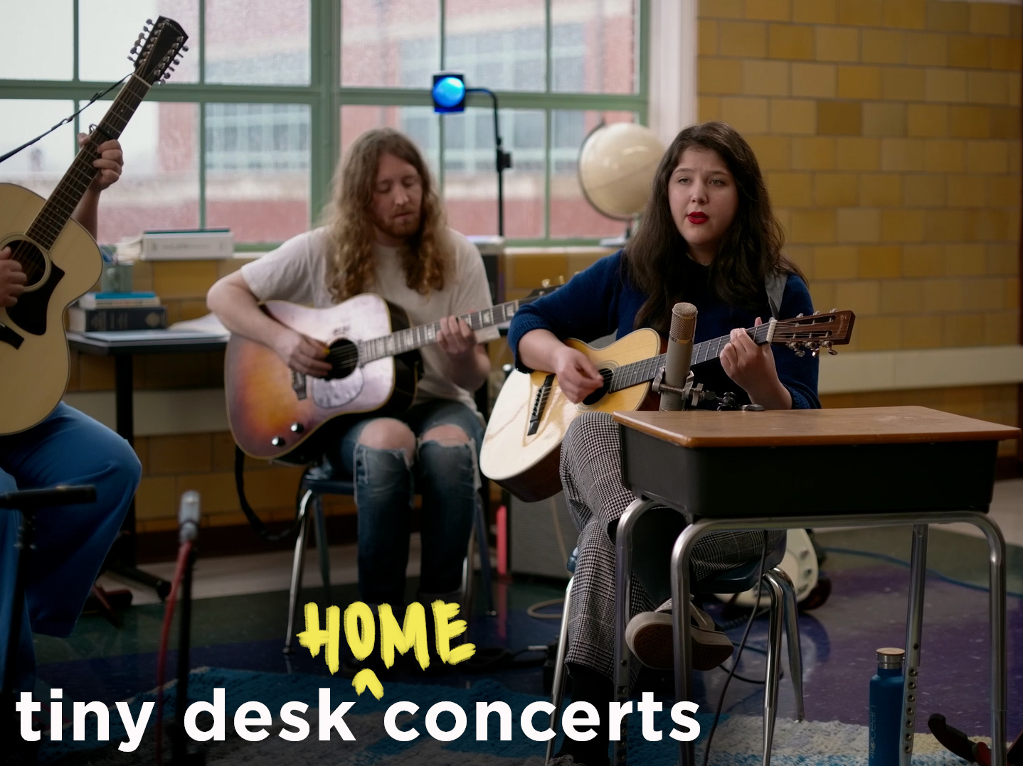 """Featured image for """"Lucy Dacus: Tiny Desk (Home) Concert"""""""