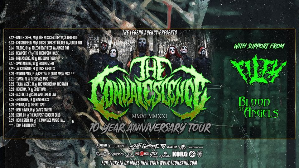 Concalescense tour