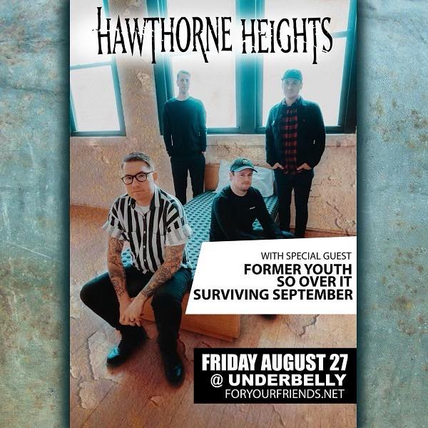 Hawthorne Heights Underbelly