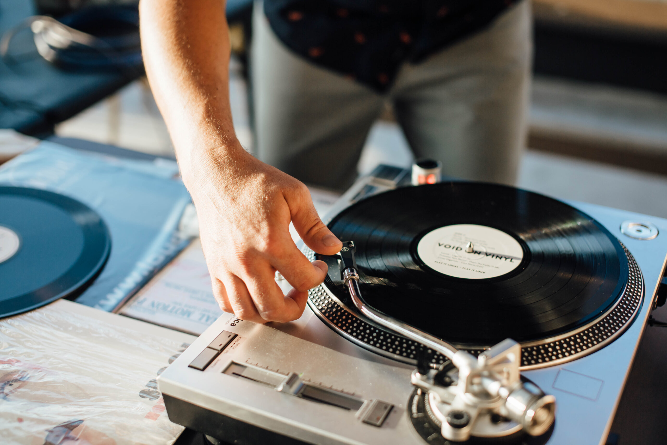 """Featured image for """"Crate Diggin' 