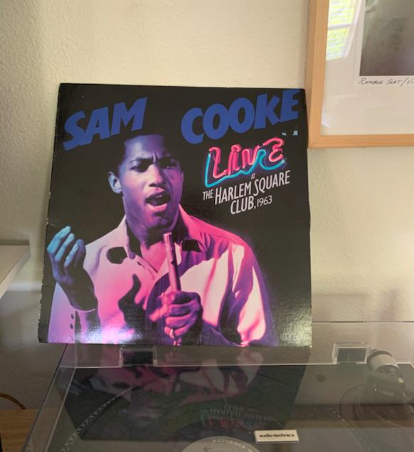 Sam Cooke Live