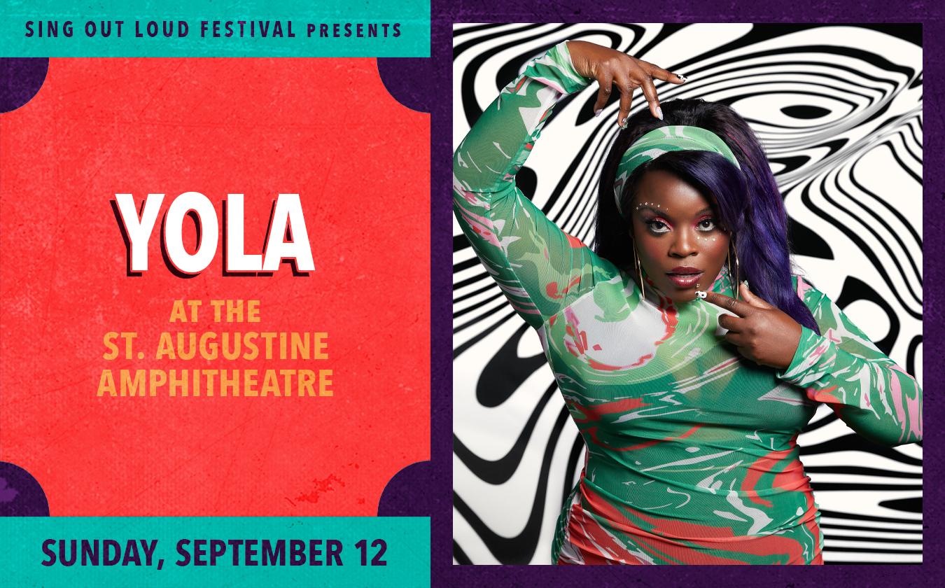 """Featured image for """"Yola postpones Sing Out Loud Festival performance"""""""