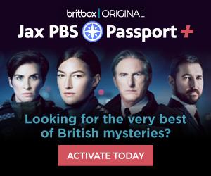 Jax PBS Passport +Britbox