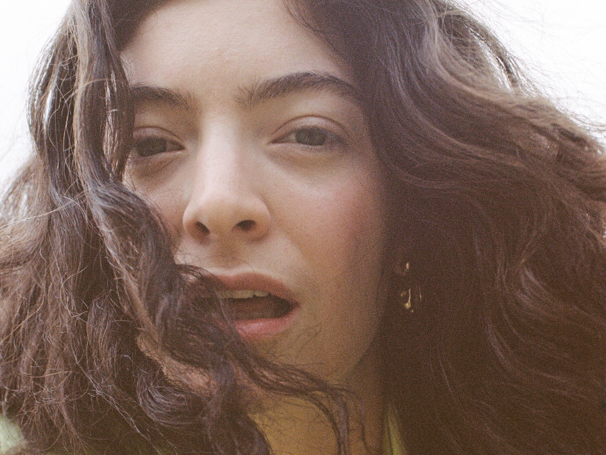 """Featured image for """"Lorde, Now Fully Adulting, Embraces A Folksy Analog On 'Solar Power'"""""""