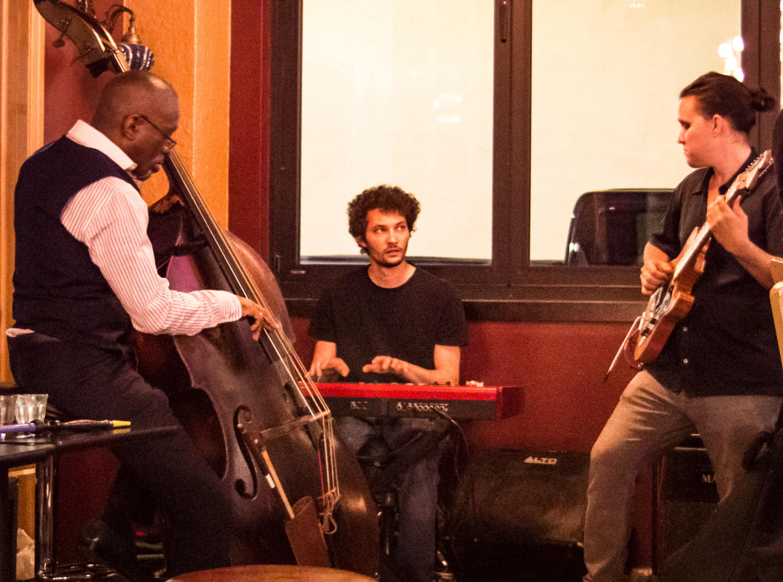 Casbah Cafe Jazz Jam