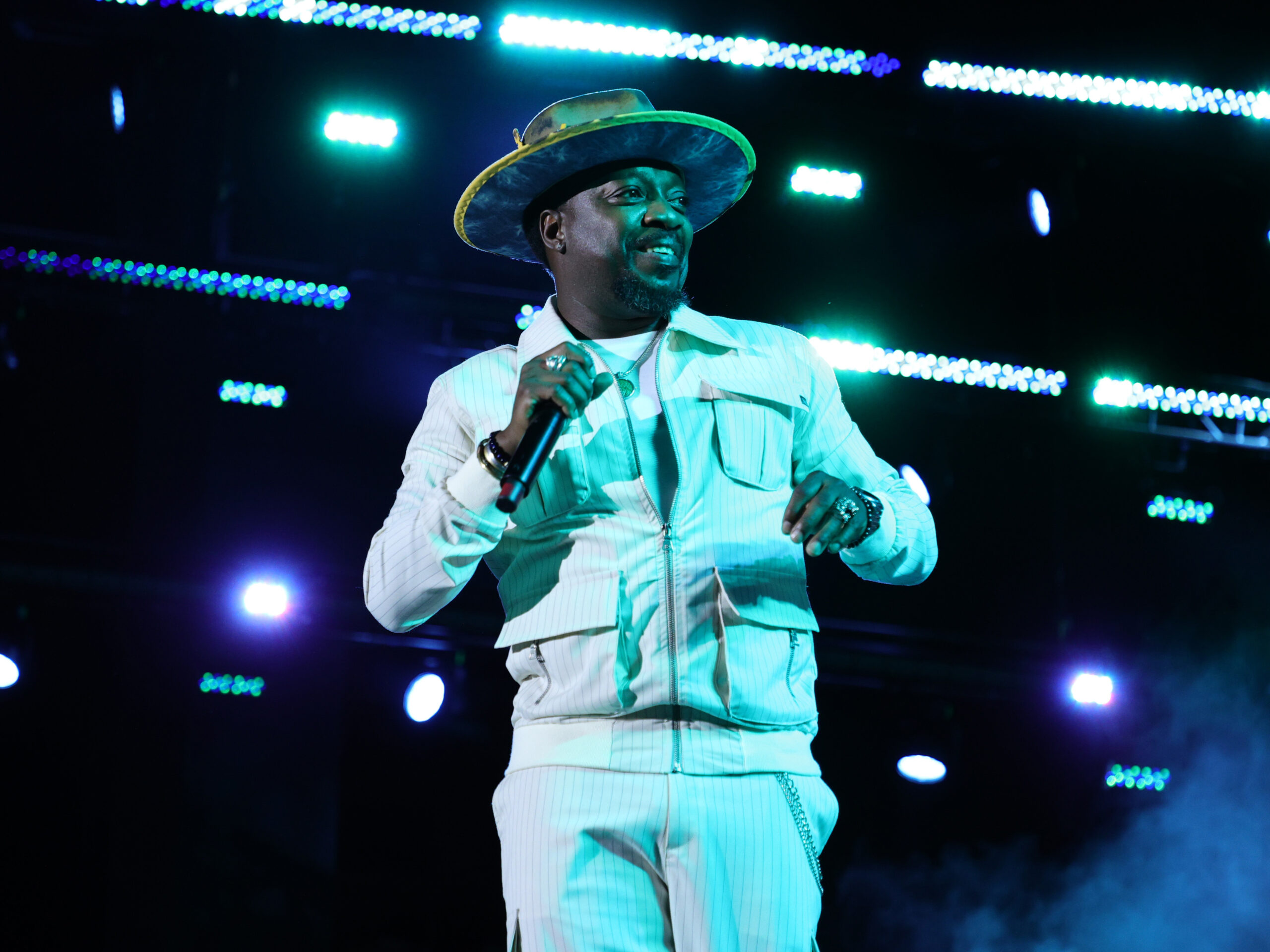 """Featured image for """"Anthony Hamilton On Being Vulnerable And His New Album 'Love Is The New Black'"""""""