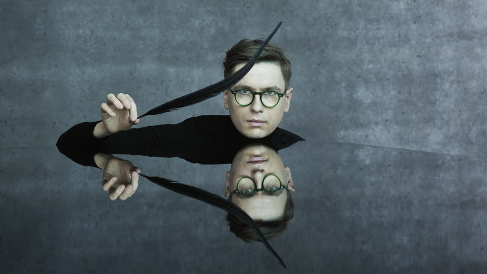 """Featured image for """"Víkingur Ólafsson Wants To Change Your Mind About Mozart"""""""