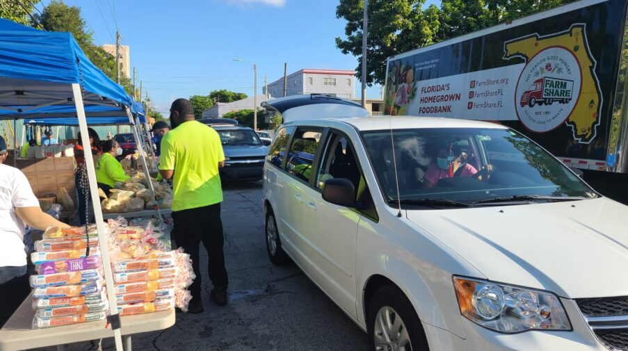 Farm Share giving away food this Saturday in Jacksonville